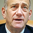 Olmert praises operation Photo: AP