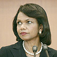 Rice - 'Important to invigorate diplomacy' Photo: Reuters
