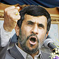 Iran's Ahmadinejad - Will talks yield results Photo: AP