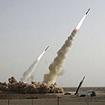 Threat. Iranian missile test (archives) Photo: AP