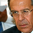 Russian Foreign Minister Sergey Lavrov Photo: AFP