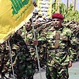 Hezbollah men (archives) Photo: Reuters