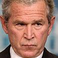 Bush - Will take the credit Photo: AP