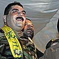 Samir Kuntar in Lebanon Photo: AFP
