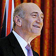 Olmert - More questioning Photo: GPO