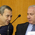 Barak and Netanyahu – chauvinists? Photo: Sebastian Scheiner