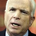 McCain. Angry Photo: AP