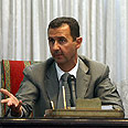 Syria's Assad - Risky negotiations? Photo: AFP