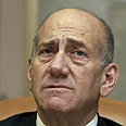 Olmert. Sixth interrogation Photo: Reuters