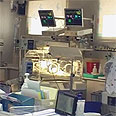 Neonatal ICU Photo: Ido Beker