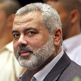 Hamas leader Ismail Haniyeh Photo: AP