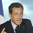 France's Sarkozy Photo: AP