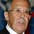 Russia's Lavrov. What relation? Photo: AFP