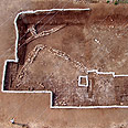 Excavations (Archives) Photo: Dr. Nigel Goring-Morris