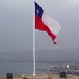 Chilean flag. Who fired at ambassador's car? (archives) Photo: Barry Rosenberg