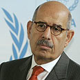 ElBaradei. Refused to comment Photo: Reuters