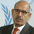 Mohamed ElBaradei Photo: Reuters