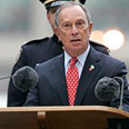 Bloomberg mourns victims Photo: AP