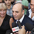 Mofaz. Retiring from politics? Photo: Ido Erez