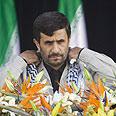 Iranian President Mahmoud Ahmadinejad Photo: Reuters