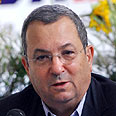 Ehud Barak Photo: Dudu Azoulay