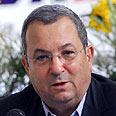 Ehud Barak Photo: Dudu Azoulay