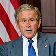 US President George W. Bush Photo: AFP