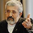 Soltanieh, won't talk about nukes Photo: AP