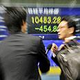 Tokyo Stock Exchange Photo: AFP