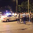 Akko riots Photo: Panet.co.il