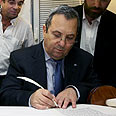 Did Barak get better end of the bargain? Photo: Gil Yohanan