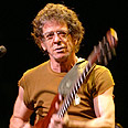 Lou Reed to sing alongside wife Laurie Anderson Photo: Getty Image Bank