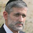 Shas Chairman Eli Yishai Photo: Gil Yohanan