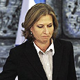 Livni - Diplomatic groundwork Photo: AP