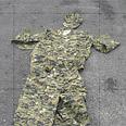 Uniform won't reach its destination Photo: Coordination and Liaison Authority