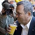 Barak to woo former voters Photo: AFP