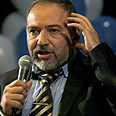 'Satan' under attack - Lieberman Photo: AFP