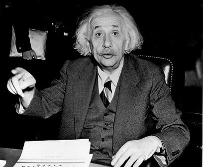 Albert Einstein (Photo: Gettyimages)