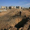 Who will rebuild Gaza? Photo: AP