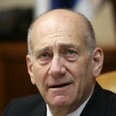 Former PM Ehud Olmert Photo: AFP