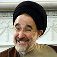 Khatami promises change Photo: AP