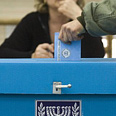 Israeli casting vote (archives) Photo: AP