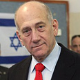 PM Ehud Olmert Photo: AP