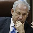 Netanyahu. Warming up to Syria? Photo: AP