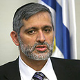 Minister Eli Yishai Photo: Gil Yohanan