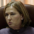 Livni. 'Can unify nation' Photo: Gil Yohanan