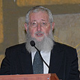 Rabbi Shlomo Deichovsky, director of rabbinical courts Photo: Meshulam Levy