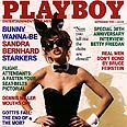 Haredi objection anticipated. Playboy Magazine cover
