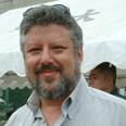 Peace activist Gershon Baskin