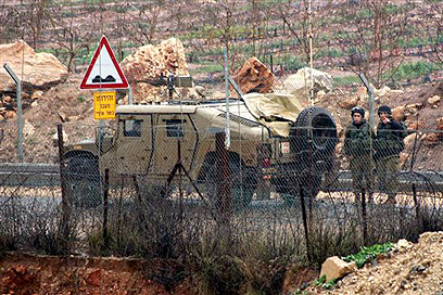 Israel-Lebanon border. 'The operation may have succeeded, but the patient - the situation in the north - is only deteriorating' (Archive photo: AP)